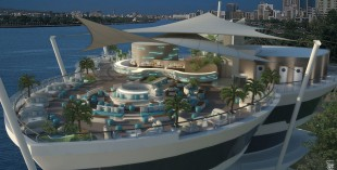 Cielo, Dubai Creek Yacht Club