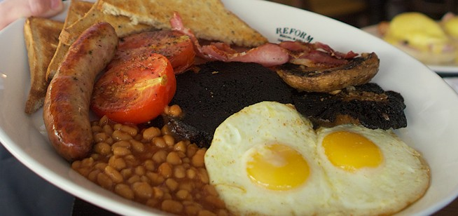Best breakfasts in Dubai - Reform Social and Grill