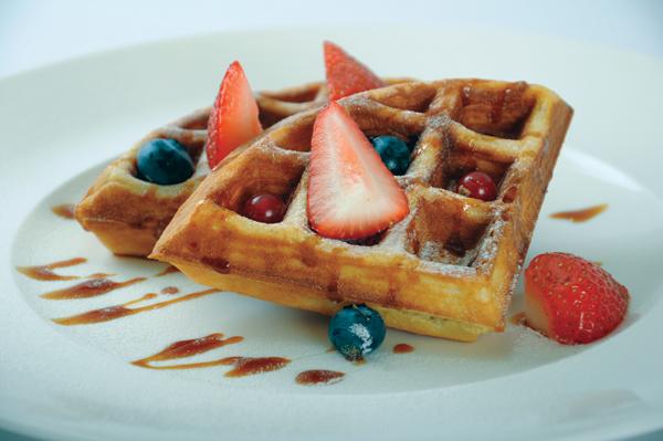 Best breakfasts in Dubai - Cafe Bateel