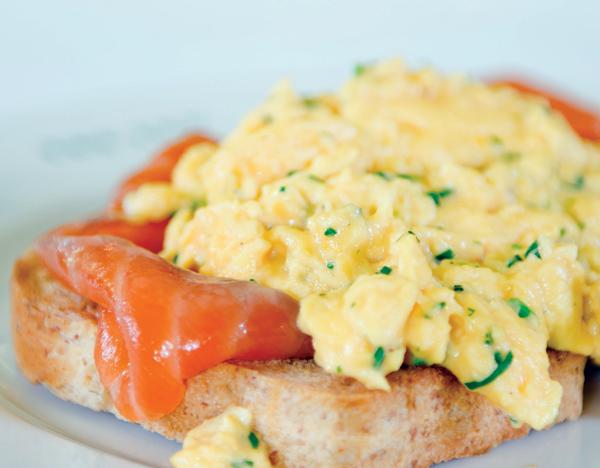 Best breakfasts in Dubai - The Ivy