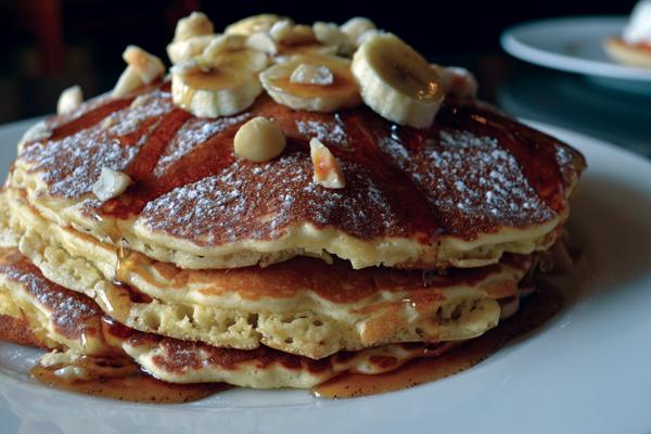 Best breakfasts in Dubai - Mo's Diner