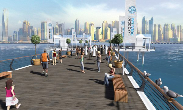 The Broadwalk on Palm Jumeirah