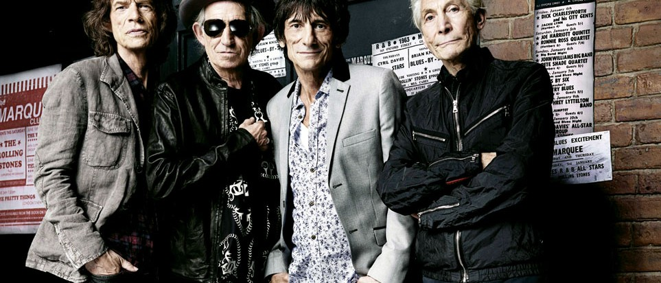 Rolling Stones come to Abu Dhabi