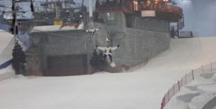 Snow Bullet at Ski Dubai