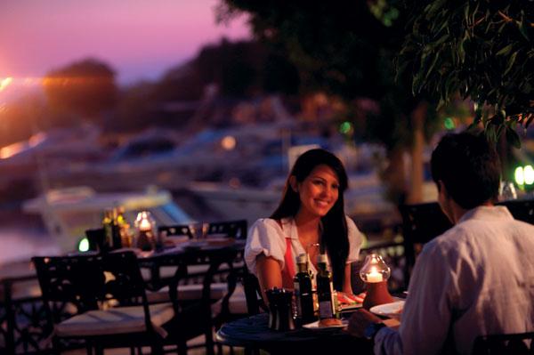 Valentine's Day in Abu Dhabi