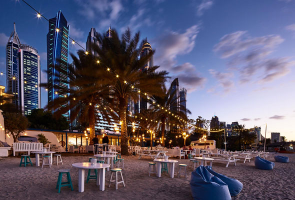 10 Of Dubais Best Beachfront Restaurants Whats On Dubai