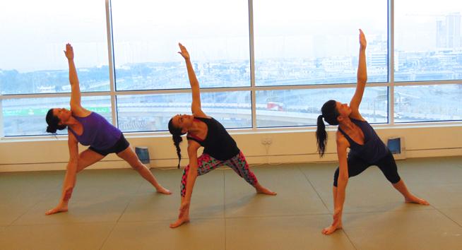 Bikram yoga in Dubai - two week boot camp