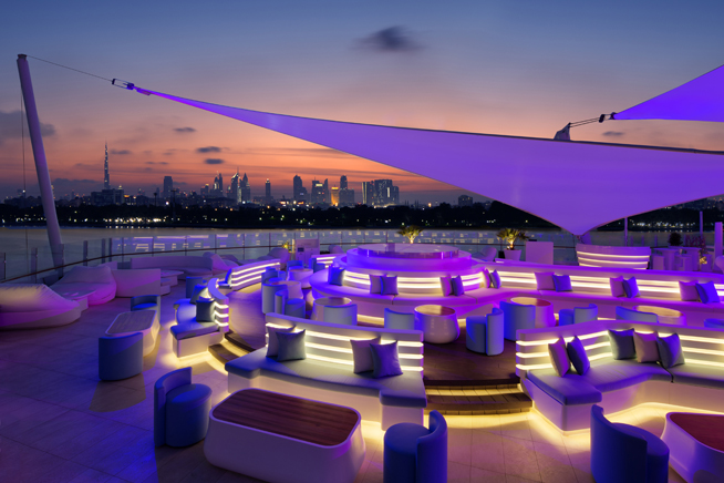 Cielo - best outdoor bars in Dubai