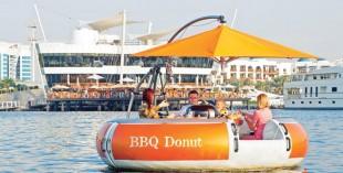 BBQ Spots in Dubai - BBQ Donut on The Creek