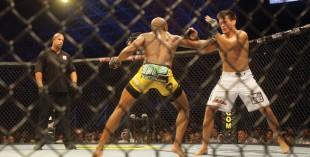 UFC in Abu Dhabi