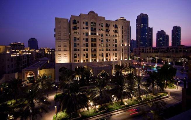 Hotel Manzil Dubai