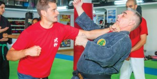 Bujinkan classes in Dubai