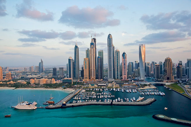 Pictures Of Dubai Beaches And Coast From The Sky What S On