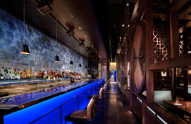 Hakkasan, Emirates Towers