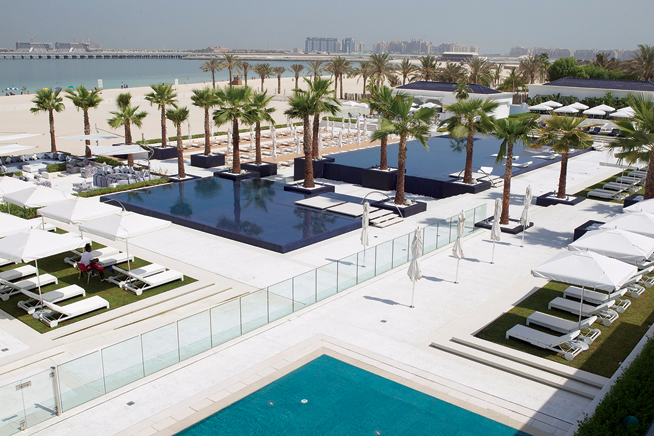 Apartment Lounge Club Jumeirah Beach Hotel