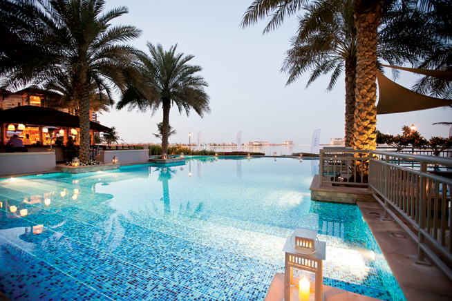 Riva Beach Club, best beach clubs in Dubai