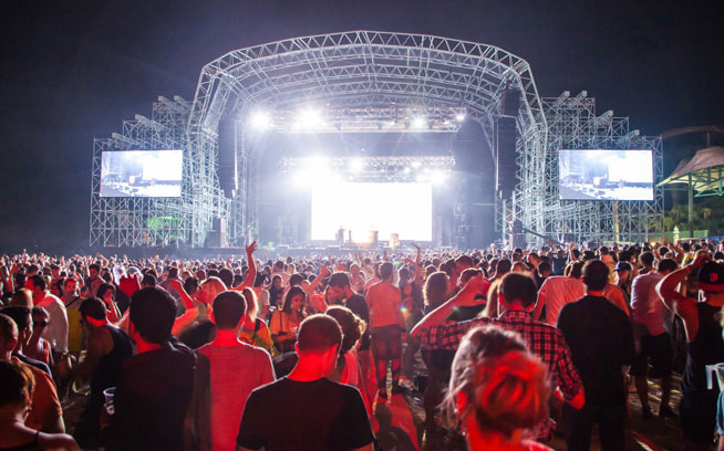 Sandance in Dubai - October and November details