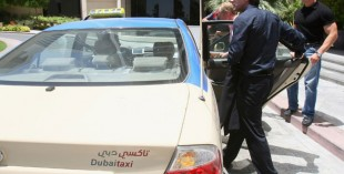 Dubai Taxi - how to order a taxi in Dubai