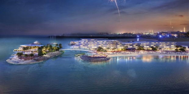 Jumeirah beach hotel 39 ultra luxury 39 plan approved what 39 s on for What s the most expensive hotel in dubai