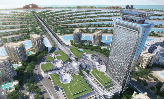 New Buildings In Dubai Planned For The Future