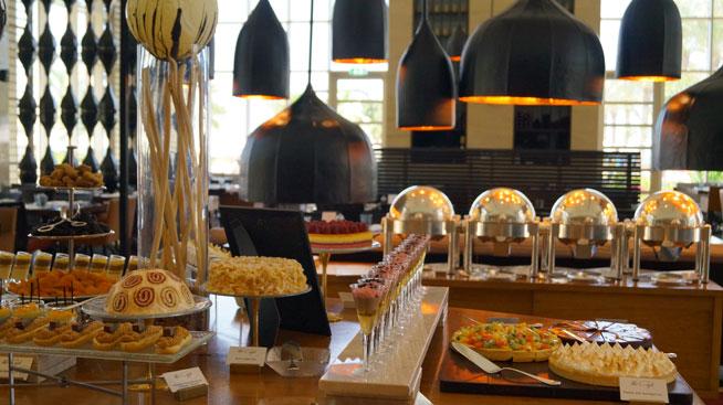 The Cafe Park Hyatt Abu Dhabi Brunch