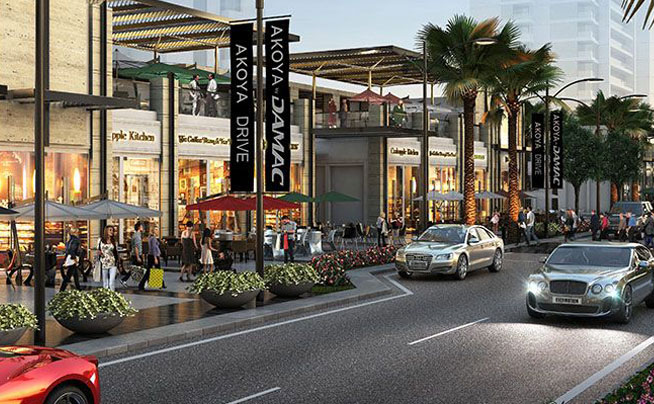 Shopping In Dubai Boosted By Rodeo Drive Plan What S On