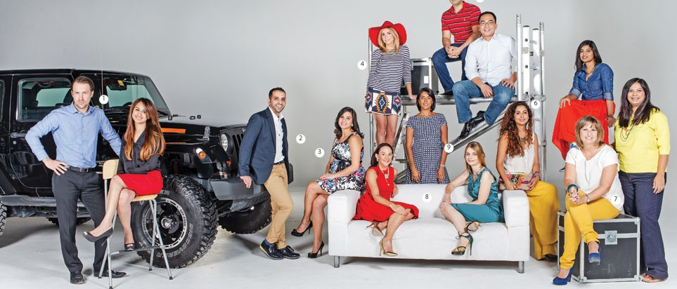 Good home-grown heroes - techies