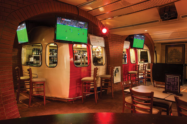 The Underground - where to watch the World Cup