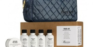 Baxter's of California men's grooming kit