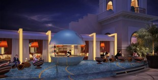 Four Seasons Dubai - artists impression