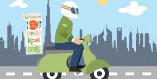 Healthy takeaways in Dubai