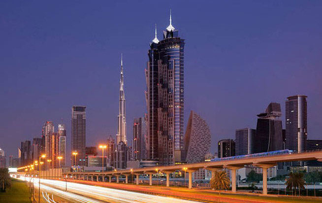 Hotels in dubai are 39 world 39 s second most expensive 39 what for Most expensive place to stay in dubai