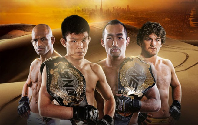 ONE Fighting Championship in D...