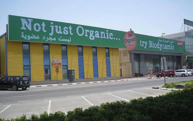 Organic Foods Market Dubai