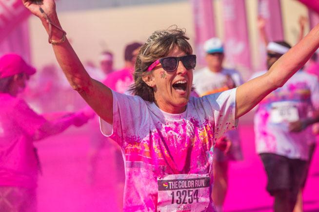 The Color Run - fun runs in Dubai and UAE