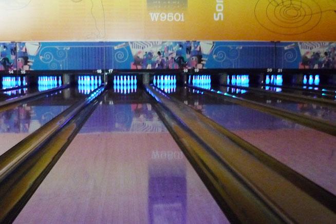 Dubai Bowling Centre bowling alley in Dubai