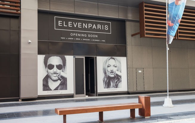 Eleven Paris to open in Dubai