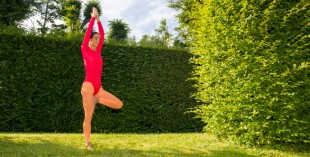 Free outdoor yoga classes in Dubai