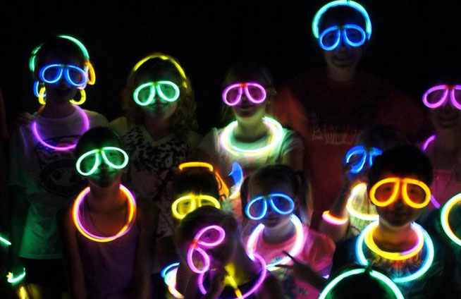 Glow&Go Dubai - fun runs in Dubai and UAE