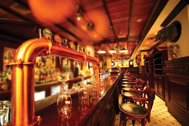 Longest bar - Long's Bar
