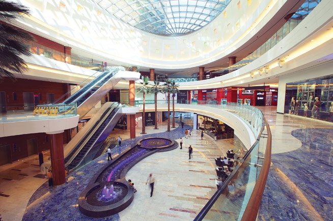 Oldest Mall - Al Ghurair