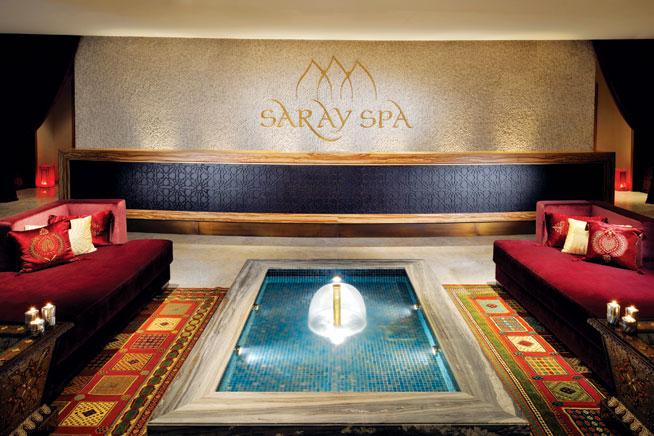 Saray Spa, JW Marriott Marquis