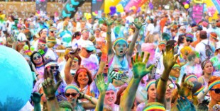 The Colour Run Dubai and Abu Dhabi