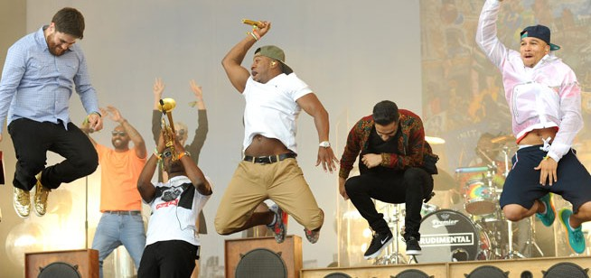 Rudimental to play at Sandance, October 2014