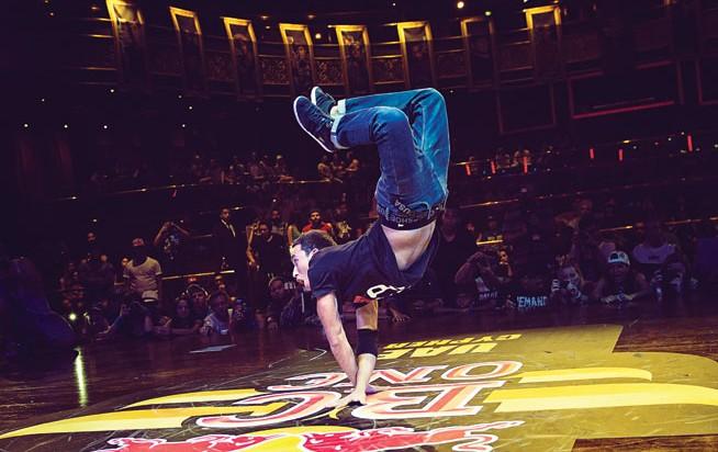 Breakdancing in Dubai - meet UAE champion B-Boy Peppa