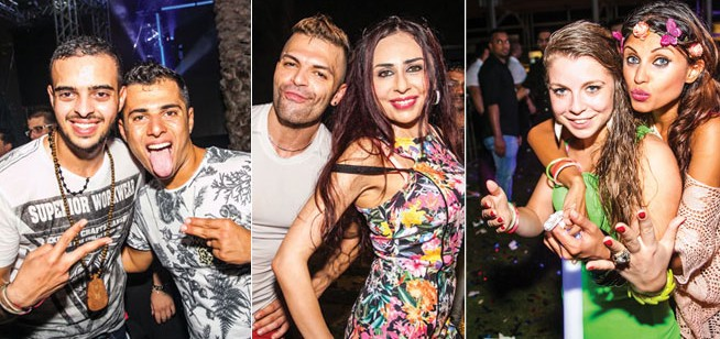 Dubai nightlife - party pictures