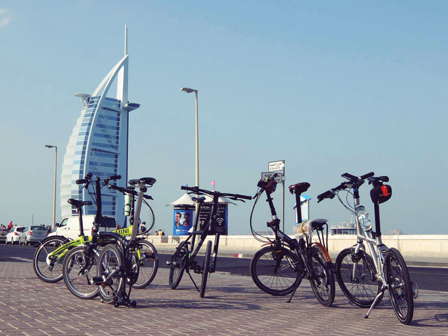 Folding Bike Society UAE
