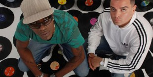 DJ Luck and MC Neat in Dubai, at Chinawhite Dubai