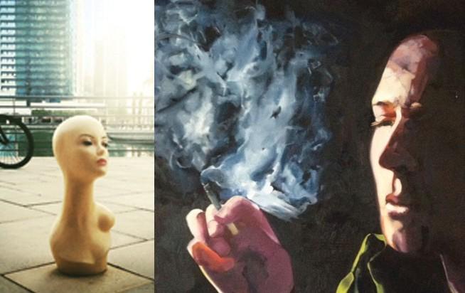 Art in Dubai - meet artist Madz (Maddy Butcher)