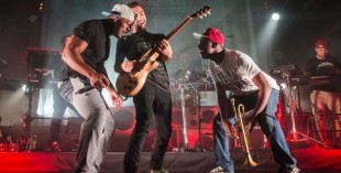 Interview with Rudimental member Amir Amor (middle)